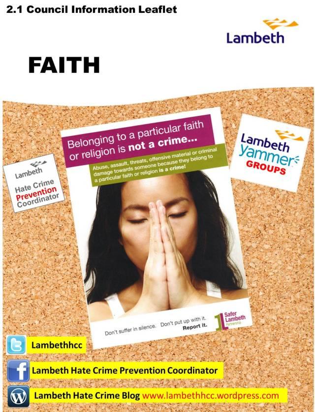 2.1 Faith