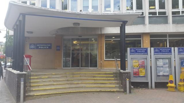 Brixton Police Station, 367 Brixton Road, Brixton SW9 7DD