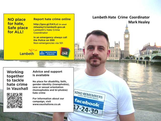 Lambethhcc Hate Crime Reporting Campaign picture