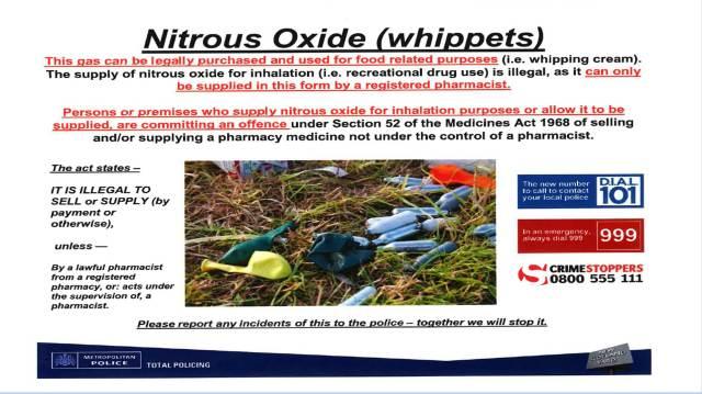 Nitrous Oxide Info
