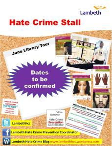 June Hate Crime Tour dates to be confirmed