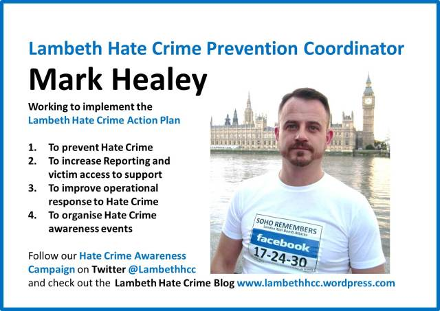 Lambeth NEW hatecrime Card 2b2