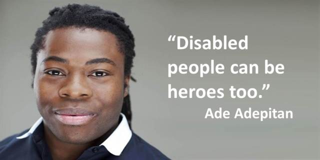 BHMUK Quote 12 Ade Adepitan