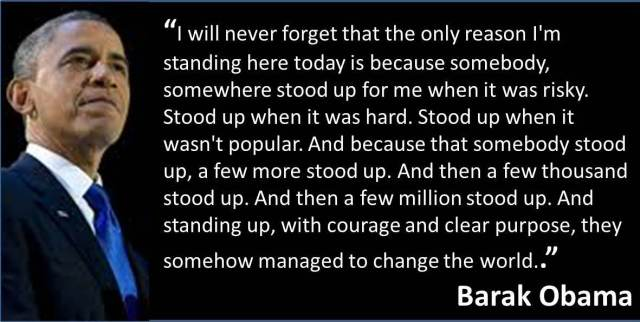 Quotes - Day 03 - Barak Obama