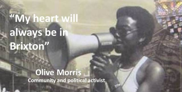 Quotes - Day 11 - Olive Morris