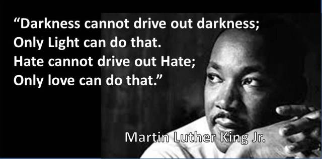 Quotes - Day 14 - Martin Luther King Jr