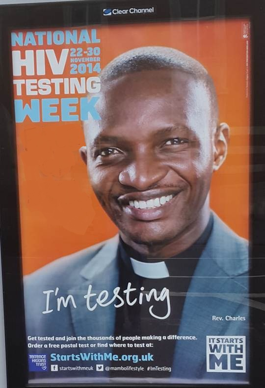 Rev Charles