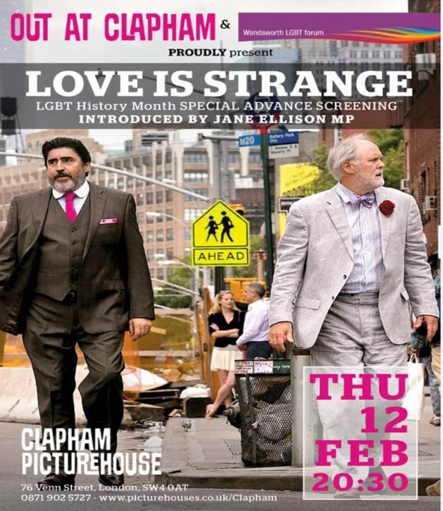 2015 02 12 Love is Strange