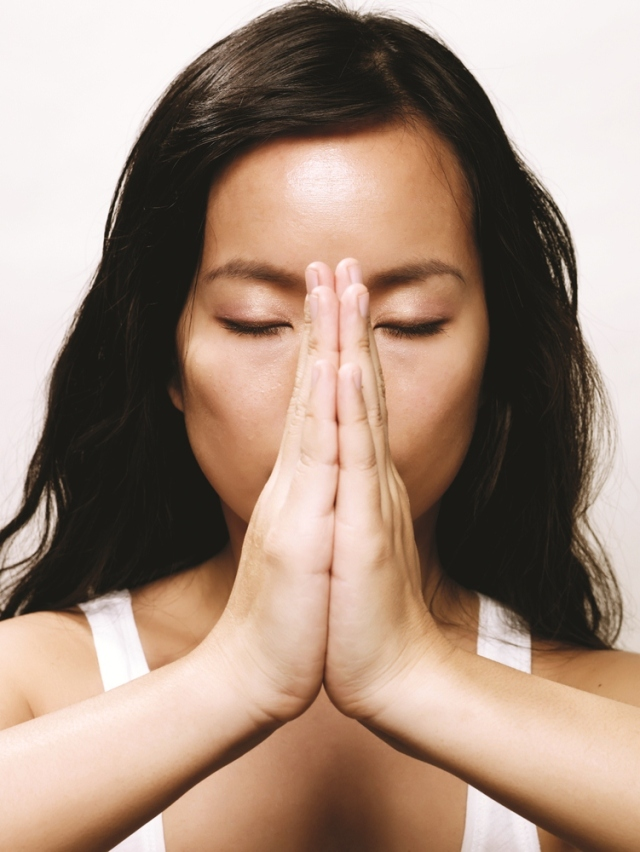 Praying Woman FAITH 1