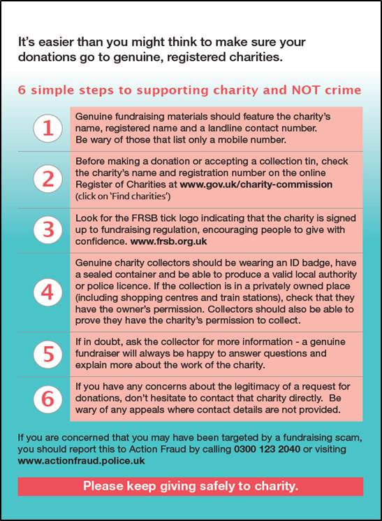 Support Charity 2