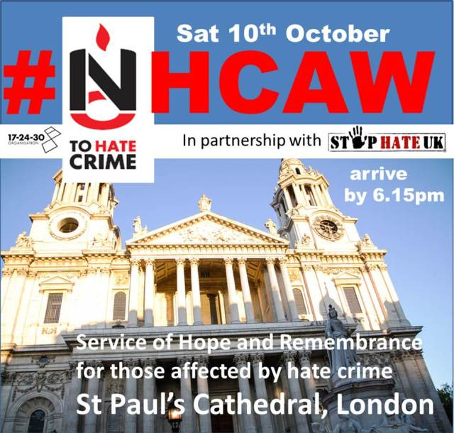 Sat 10th Launch event at St Paul's Cathedral