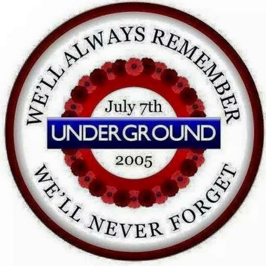 We will always remember - We will never forget 07/07/2005