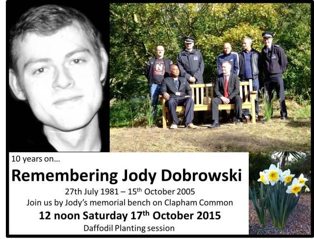 2015 10 17 Jody Daffodil Planting Session