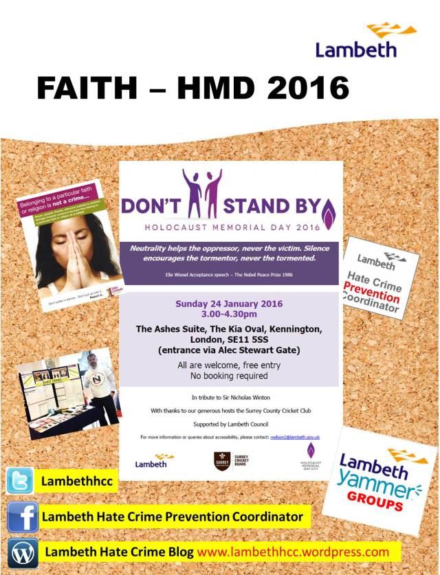 Faith HMD Poster
