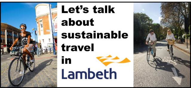 Sustainable Travel in Lambeth